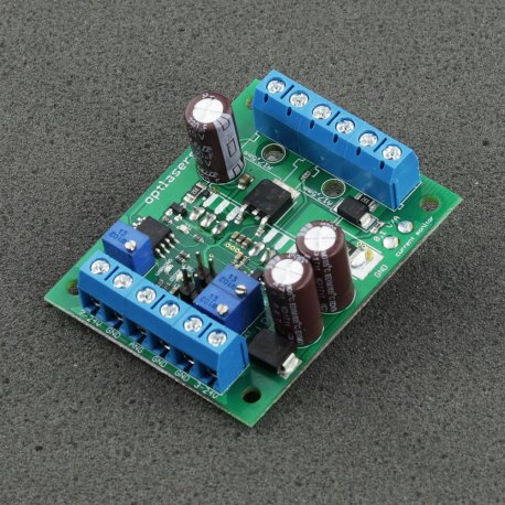 the high-power laser diode driver